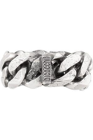 EMANUELE BICOCCHI Chain ring in silver