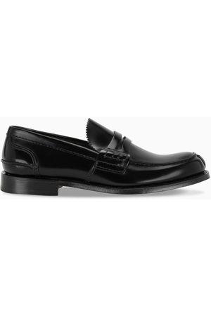 Church's Black Tunbridge loafers