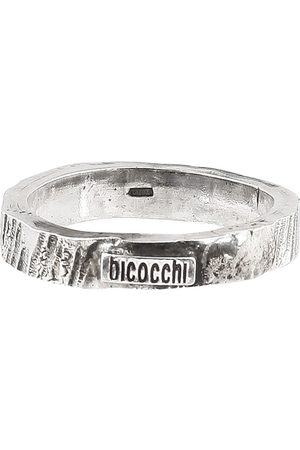 EMANUELE BICOCCHI Band ring in silver