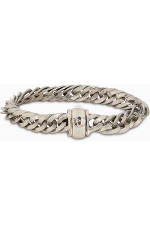 EMANUELE BICOCCHI Skull chain bracelet