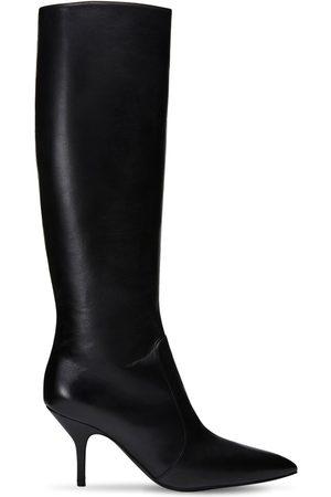 "MAGDA BUTRYM Damen Stiefel - 85mm Hohe Stiefel Aus Leder ""egypt"""