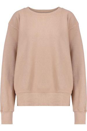Les Tien Sweatshirt aus Baumwolle