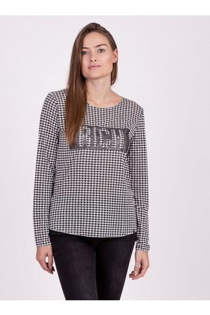Key Largo Langarmshirt in modischem Design