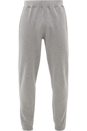 Sunspel Loopback Cotton-jersey Track Pants