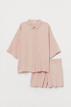 H&M Kurzer Schlafanzug