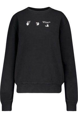 OFF-WHITE Sweatshirt aus Baumwolle