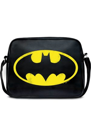 LOGOSHIRT Umhängetasche 'Batman Logo - DC Comics