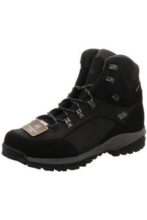 Hanwag Wanderschuh Banks SF Extra Men GTX WXL, black/asphalt, 7½