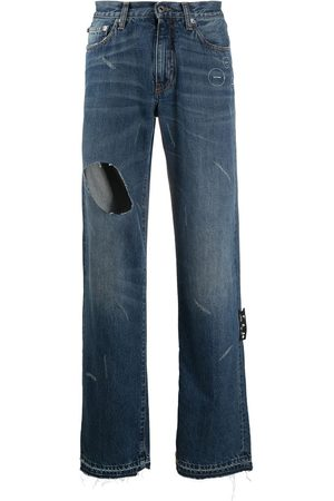 OFF-WHITE Jeans mit Cut-Outs