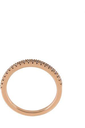 ALINKA 18kt Goldring mit Diamanten