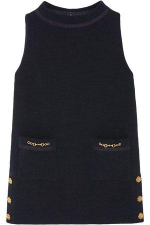 Gucci Klassisches Tweed-Kleid
