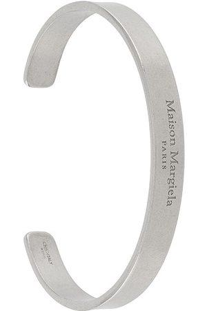 Maison Margiela Herren Armbänder - Armspange mit Logo-Gravur