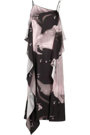 OFF-WHITE Damen Freizeitkleider - Kleid mit Spaghettiträger