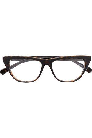 Stella McCartney Falabella' Brille mit Kettendetail