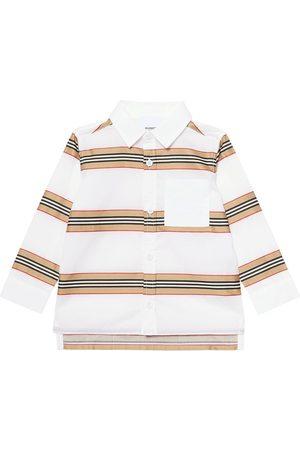 Burberry Hemd mit Vintage-Streifen