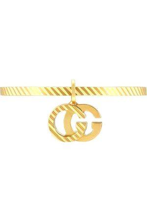 Gucci 18kt 'GG Running' Gelbgoldring