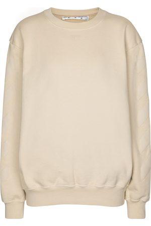 OFF-WHITE Bedrucktes Sweatshirt aus Baumwolle