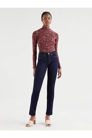Levi's Damen Slim - 312™ Shaping Slim Jeans - Dark Indigo / Dark Indigo