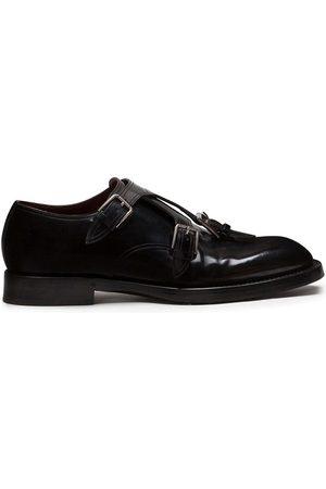 Dolce & Gabbana Monk-Schuhe mit Vorderriemen