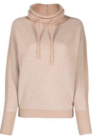 Eres Pullover mit Waffelstrick-Muster