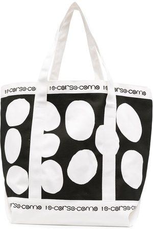 10 CORSO COMO Shopper mit Print