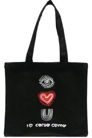 10 CORSO COMO I Love You' Handtasche
