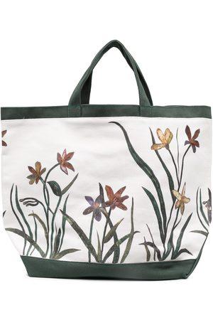 10 CORSO COMO Handtasche mit Blumen-Print