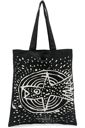 10 CORSO COMO Shopper mit grafischem Print