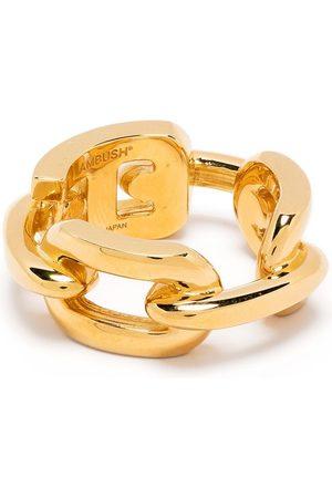 AMBUSH Ring im Kettendesign