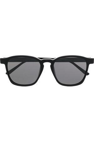 Retrosuperfuture Herren Sonnenbrillen - Runde 'Unico' Sonnenbrille