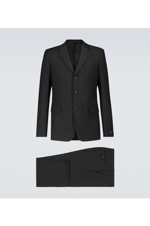 Prada Anzug aus Wolle und Mohair