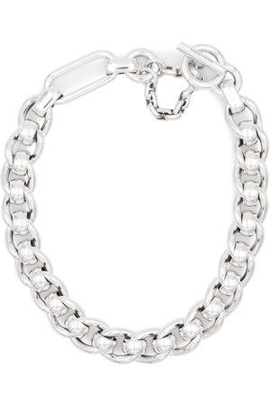 Bottega Veneta Halskette aus Sterlingsilber
