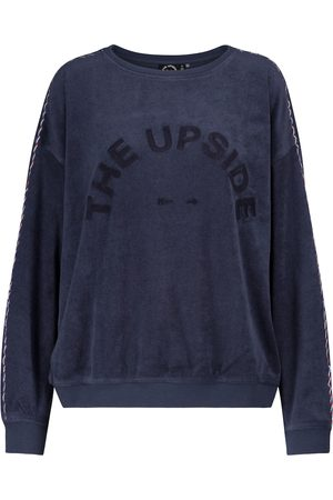 The Upside Sweatshirt Alena aus Frottee