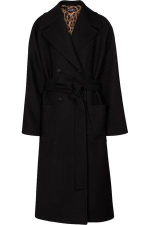 Dolce & Gabbana Mantel aus Wolle