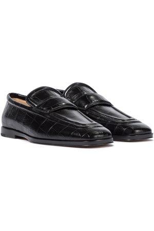 Bottega Veneta Loafers aus Leder