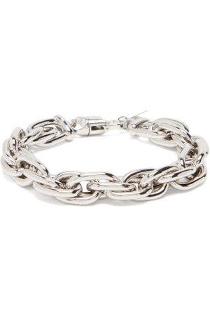 Lauren Rubinski Rope-chain 14kt White- Bracelet