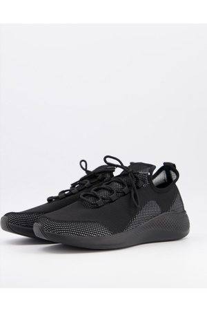 ASOS – Sneaker in Strick-Optik in