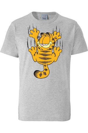 LOGOSHIRT T-Shirt 'Garfield – Scratches