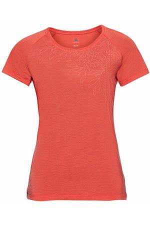 Odlo T-Shirt s/s crew neck CONCORD, Koralle, S