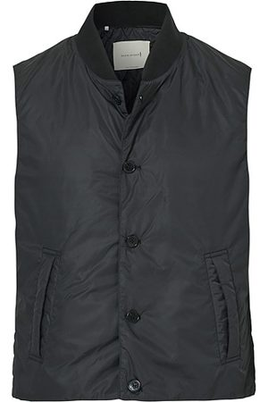MACKINTOSH Herren Dundee Padded Liner Charcoal