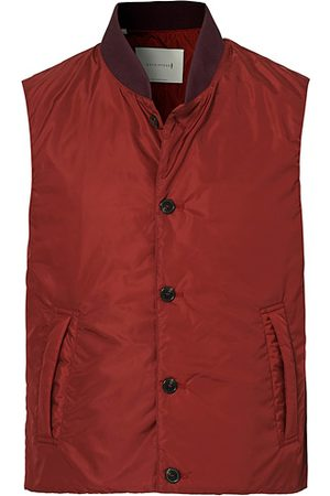 MACKINTOSH Herren Dundee Padded Liner Brick Red