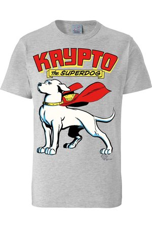 LOGOSHIRT T-Shirt 'Superdog – Krypto