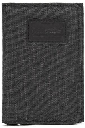 Pacsafe RFIDsafe Geldbörse RFID 8 cm, carbon