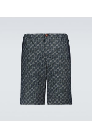 Gucci Jeansshorts GG