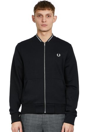 Fred Perry Herren Sweatshirts - Zip Through Sweatshirt