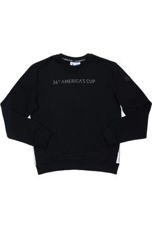 North Sails Sweatshirt Aus Baumwolle Mit Logodruck