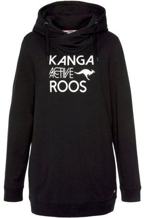 KangaROOS Damen Shirts - Sweatshirt Große Größen