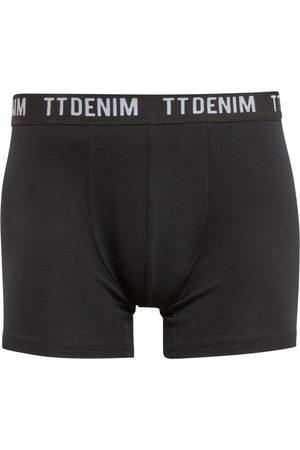TOM TAILOR Herren Boxershorts im 3er-Pack , , mehrfarbig, Gr.XL