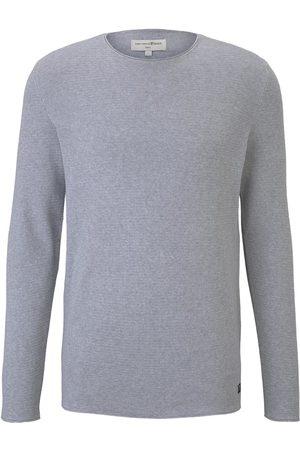 TOM TAILOR Herren Strukturierter Pullover, , Gr.XL