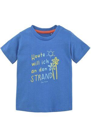 TOM TAILOR Baby T-Shirt mit Schrift-Print, , Gr.50/56